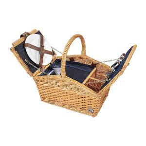 cilio tisch-accessoires Picknick-Korb SALERNO ()