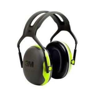 3M Gehörschutz X1A EN 352-1 SNR 27 dB Kopfbügel elektrisch isoliert schmaler Kapselaufbau