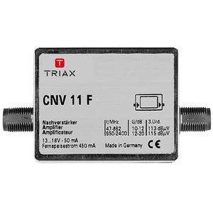Triax Inlineverstärker SAT + Terr. 47-2400 MHz 12-20 dB