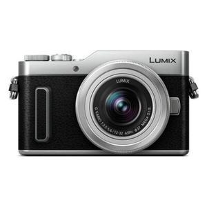 Panasonic Lumix DMC-GX880 + 12-32 mm schwarz/silber Systemkamera-Kit