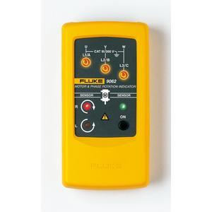Fluke Drehrichtungstester für Drehstromnetze und Motoren Fluke 9062