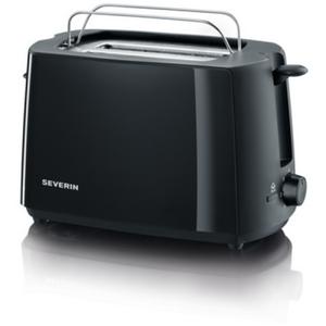 SEVERIN Toaster AT2287 schwarz ()