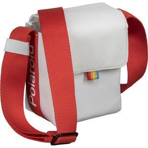 Polaroid Tasche Now weiß-rot