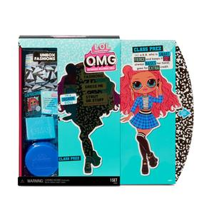 MGA Entertainment L.O.L., Surprise OMG Doll/Core Doll sortiert, 27cm, mehrfarbig