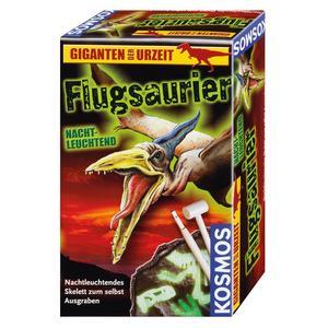 Kosmos, Ausgrabungsset Flugsaurier nachtleuchtend 630485, 13,2x21x5,7 cm