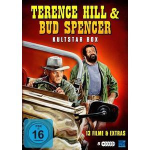 Terence Hill & Bud Spencer - Kultstar Box (5 DVDs)