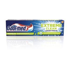 Odol-med3, Extreme Clean Zahncreme (LANGZEIT)