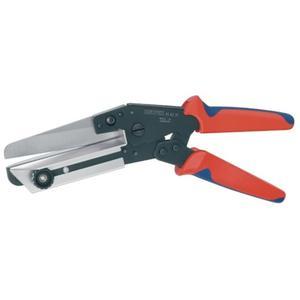 Knipex Schere für Kunststoffe mit Mehrkomponenten-Hüllen 275 mm