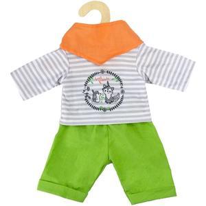 Heless Pu-Outfit Foxy, 3-teilig, Gr. 35-45cm (52079497)