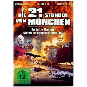 Die 21 Stunden von München (DVD)