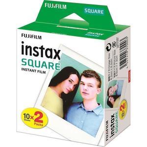 Fujifilm Instax SQUARE WW 2 DP Sofortbildfilm (2x 10 Aufnahmen)