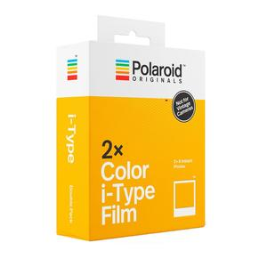 Polaroid Color i-Type Double Sofortbildfilm im Doppelpack