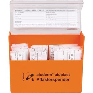 SÖHNGEN Pflasterspender aluderm-aluplast B160xH122xT57ca. mm