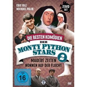 Die Besten Komödien der Monty Python Stars 2 (2 DVDs)