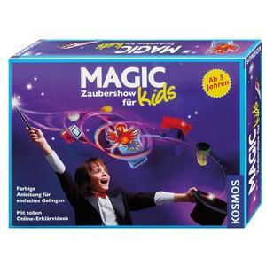 Kosmos, Magic Zaubershow für Kids 698829, 27,1x37,2x6 cm, 698829