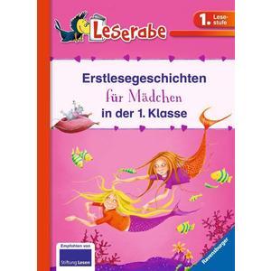 """Ravensburger """"Erstlesegeschichten für Mädchen in der 1. Klasse"""" Katja Reider Leserabe - SonderausgabenKinderbücher ab 6 Jahre Ravensburger Buchverlag"""