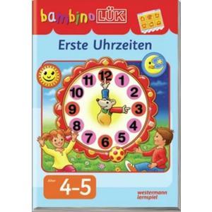 Bambino Lük BL Erste Uhrzeiten (66003299)