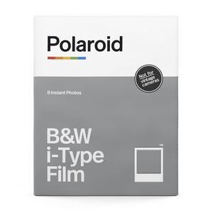 Polaroid B&W i-Type Sofortbildfilm
