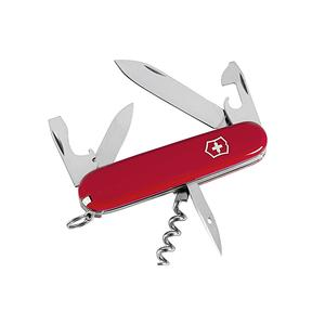 VICTORINOX Taschenmesser Camper 13 Funktionen 91mm rot (1.3613.B1)