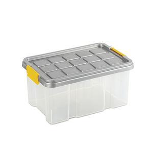 Multipack RIVAL Euro-Box klein m.D.30x19x14cm (363100) - 5 Stück