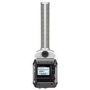 Zoom F1-SP Field Audio Recorder mit SGH-6 Shotgun Mikrofon