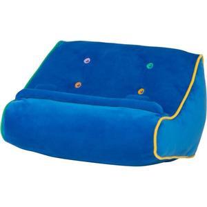 Bookchair Bookcouch Lesekissen blau