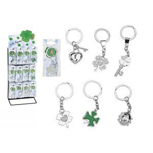 Multipack Schlüsselanhänger Glücksbring (10012153) - 48 Stück