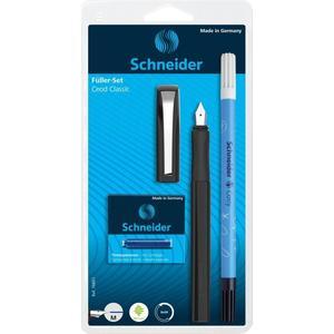Schneider, Füllhalterset, Ceod Classic (SCHWARZ)