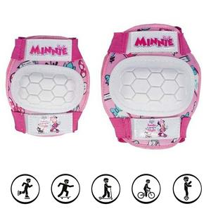 Knie-und Ellenbogenschoner Kinder Minnie Mouse Protektoren