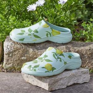 Smart Garden, Gartenschuhe, Gr. 40_41, lemon