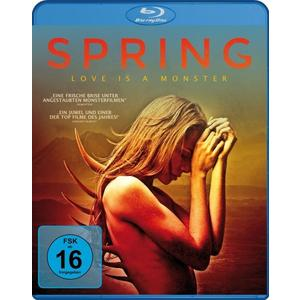 Spring - Love is a Monster (Blu-ray)