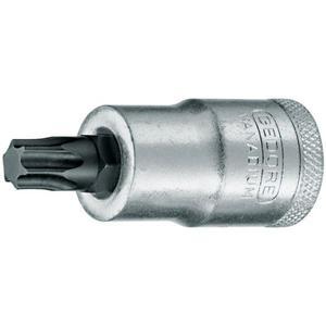 GEDORE Steckschlüsseleinsatz ITX 19 1/2 Zoll TX T45 Länge 55 mm