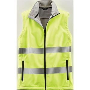 Warnweste Terrax Workwear Größe XXL gelb EN 20471 Kl. 2