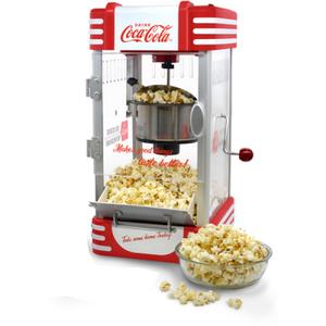 SNP-27CC Popcornautomat im Coca Cola Design