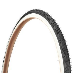 Fischer, Reifen 28 37-622 Strasse, schwarz/weisß