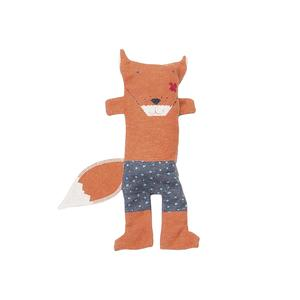 Decke in Puppe KiDs Fuchs Kupfer (67338679)