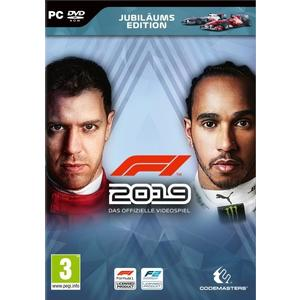 F1 2019 Jubiläums Edition (PC)