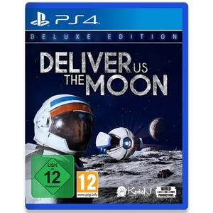 Deliver Us The Moon Deluxe (PS4) Englisch
