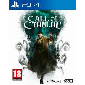 Call Of Cthulhu (PS4) Englisch