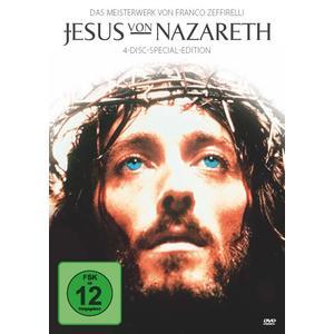 Jesus von Nazareth (4 DVDs)