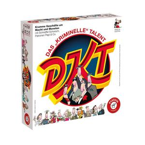 Piatnik DKT DAS KRIMINELLE TALENT 613777