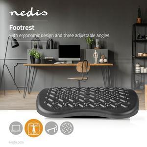 Nedis Feetrest / Verstellbarer Winkel