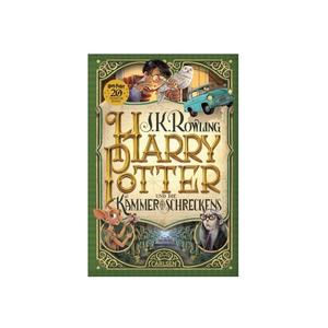 Carlsen Harry Potter Bd 2, Kammer des Schreckens (67587375)