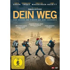 KOCH Media Dein Weg - DVD - Drama - 16:9 - 119 min - 1 Disks