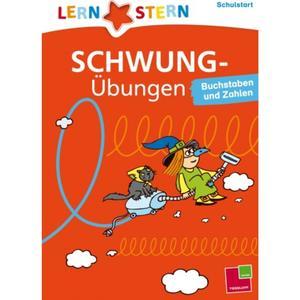 Tessloff LERNST. Schwungübungen Buchstaben und (67508971)