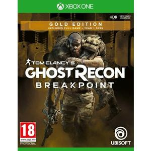 Xbox One Tom Clancy's Ghost Recon: Breakpoint -- Gold Edition (PEGI)