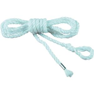 BRAUN Gerüststrick Länge 3,0 m, Ø 9 mm Polypropylen weiß