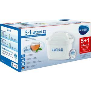 Brita Wasserfilter MAXTRA plus 6er Pack 5+1