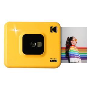 Kodak Mini Shot Combo 3 yellow Sofortbildkamera