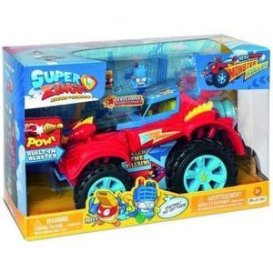 ASS Spielkartenfabrik SuperZings S - PlaySet Monster Roller Hero